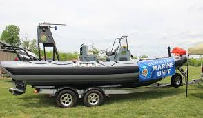 second annual boating safety day in middle river