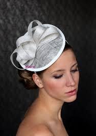 hair fascinator items similar to bridal hair fascinator bridal hat wedding hair