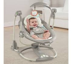 swing chair argos buy ingenuity convertme swing 2 seat portable swing candler at