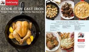 information for media u0026 booksellers cook it in cast iron