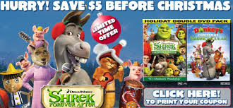shrek printable coupon
