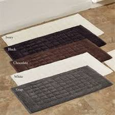 Rust Colored Bath Rugs Bath Rugs Contour Rugs And Toilet Lid Covers Touch Of Class