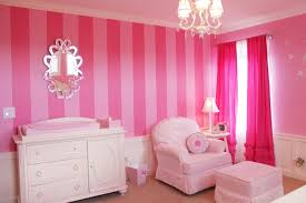 Baby Pink Curtains Pink Drapes Traditional Nursery