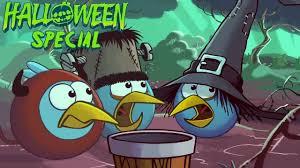 angry birds seasons ham u0027o u0027ween halloween youtube