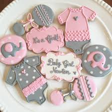 baby shower cookies elephant baby shower cookies elephant baby shower baby