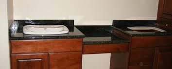 Vanity Tops With Sinks L U0026 E Stone And Kitchen Supply Columbus Kitchens
