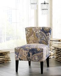 Best Accent Chairs  Ottomans Simple To Unique Images On - Floral accent chairs living room