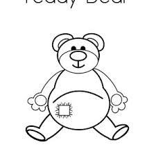 freddy teddy bear coloring freddy teddy bear