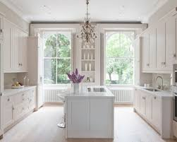 White Painted Kitchen Cabinets Homey Idea Painted White Kitchen Cabinets Modest Design Fancy