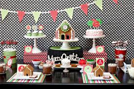 HGTV} Gingerbread House Party Free Printable Collection
