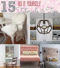Do It Yourself Home Projects by 18 Do It Yourself Projects Home Stories A To Z
