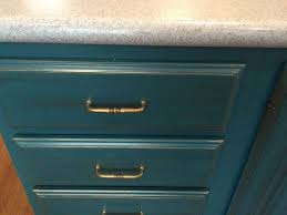 painted blue kitchen cabinets galapagos blue kitchen hometalk