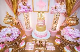 Pumpkin Baby Shower Ideas - impressive design gold and pink baby shower trendy inspiration how