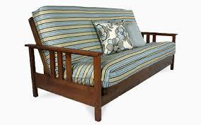 futon frames wood and metal futonland