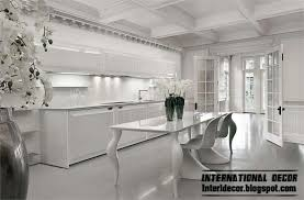 Art Deco Kitchen Design by Interior Design 2014 Elegant White Kitchen Designs And Ideas