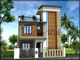 indian modern house designs double floor home design and style