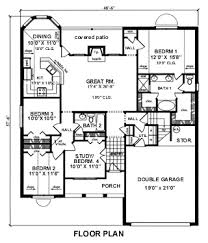 house plan 75004 at familyhomeplans com