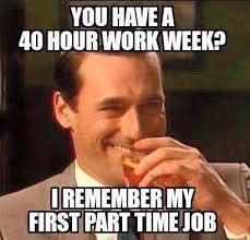 Work Hard Meme - teachers we work hard zackswimsmm tk want more business from social