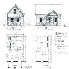 floor plans small cabins cottage design plans bis eg