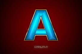 illustrator tutorial 3d logo design letter a light effect