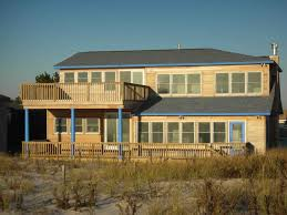 large oceanfront home beautiful new homeaway ship bottom