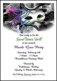 34 best mardi gras party invitations images on pinterest