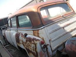 1953 corvette wagon 1953 chevy wagon