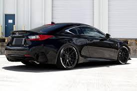 lexus rc 350 matte black velgen vmb6 wheels satin black rims vmb62010sb1144573 1 h