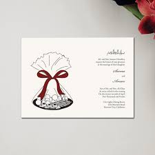 islamic wedding invitations unique muslim wedding invitations rectangle sweet treats by
