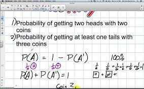 probability grade 12 data management lesson 6 1 11 21 12 youtube