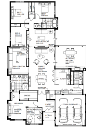 Beach House Floor Plans Australia by The Hampton Beach Display Home By The Rural Building Co