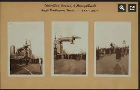 macy s thanksgiving day parade 1932