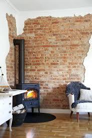 steinwand fã r wohnzimmer steine fur die wand om13 info