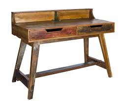 reclaimed wood writing desk reclaimed wood writing desk review of 10 ideas in 2017