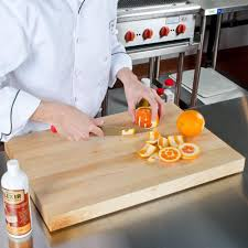 bally block maple wood cutting board 24