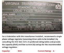 Va Rating Tables by Electrical Engineering Archive December 10 2016 Chegg Com