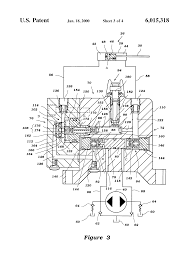 patent us6015318 hydraulic tilt and trim unit for marine drive