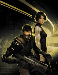 Deus Ex Machina Film by This Jim Murray Concept Art For Deus Ex Human Revolution Depicts