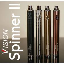 vision spinner 2 light codes vision spinner ii 1650mah ego variable voltage battery