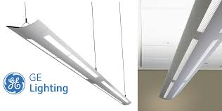 Ge Light Fixtures The Impressive Lumination Led Luminaire Ss Series By Ge