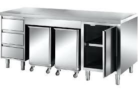 meuble inox cuisine meuble de cuisine en inox brainukraine me