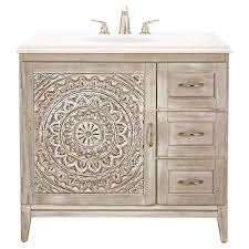 home decorators colleciton home decorators collection chennai 37 in w single vanity in white