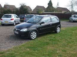vauxhall black vauxhall corsa 1 0l 12v breeze 05 reg sold ymark vehicle services