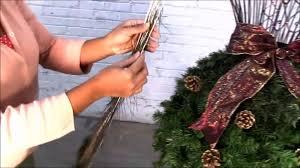 how to make a dress form christmas tree youtube