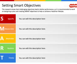 free ppt templates for ngo free smart goals powerpoint templates