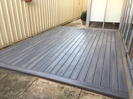 nex gen decking in greystone colour scarborough perth australia