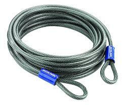 schlage 999270 flexible steel cable 30 foot by 375 inch