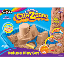 cra z sand deluxe play set color may vary walmart com