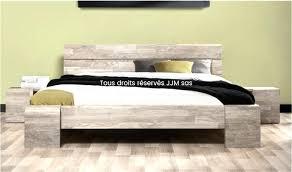 chambre chene blanchi chambre chene blanchi lit design 2 personnes chane blanchi