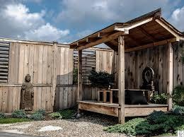 Back Yard House Backyard Tea House Backyard And Yard Design For Village